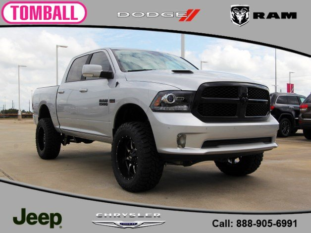 new 2017 ram 1500 night crew cab in tomball s673837 tomball dodge chrysler jeep ram. Black Bedroom Furniture Sets. Home Design Ideas