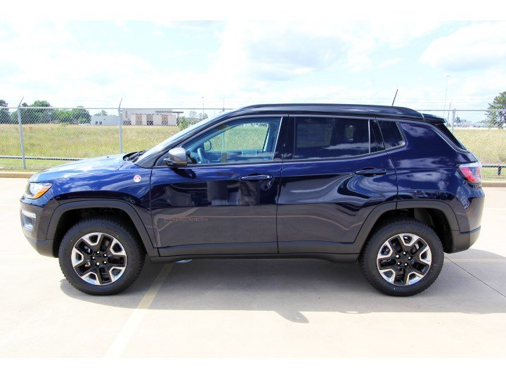 New 2017 Jeep Compass Trailhawk Sport Utility In Tomball
